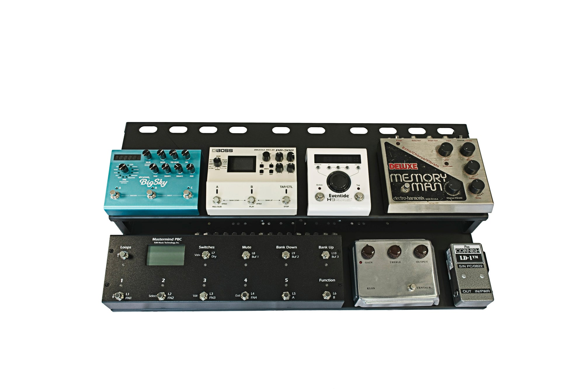 "VERTEX Tour Elite Pedal Board (29""x15"")"