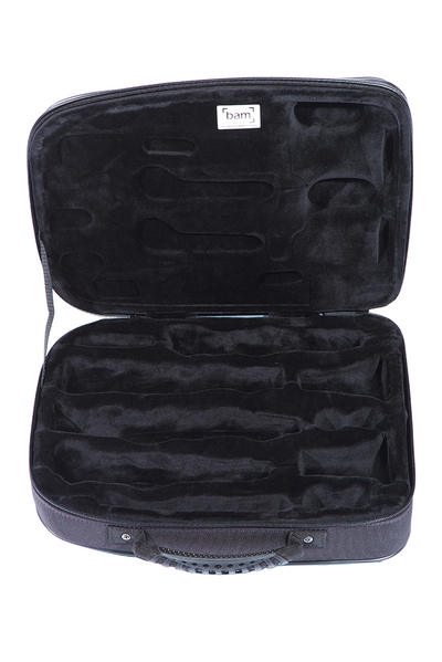 BAM SIGNATURE Double Bb+A Clarinet Case