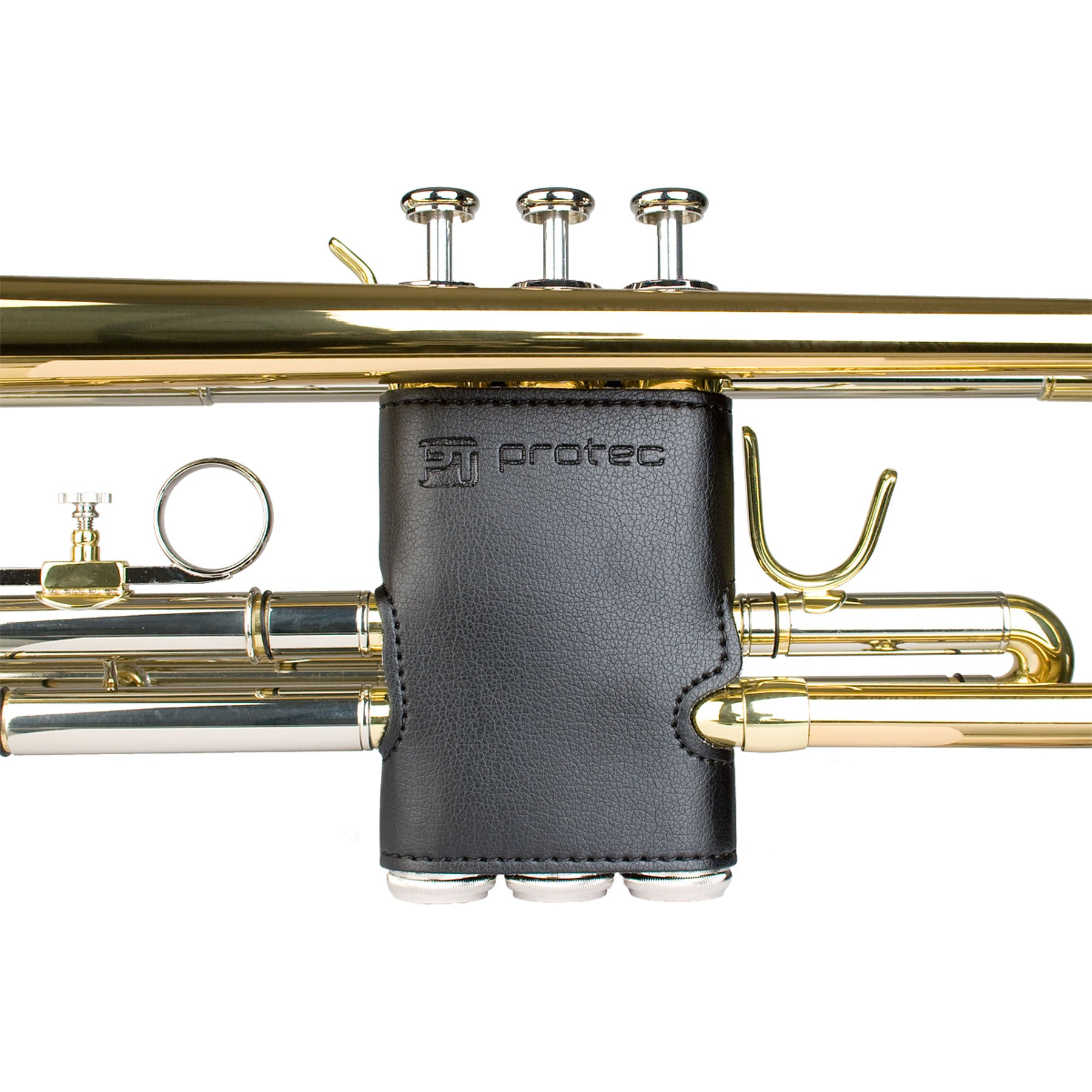 PROTEC Trumpet Vegan Leather Valve Guard