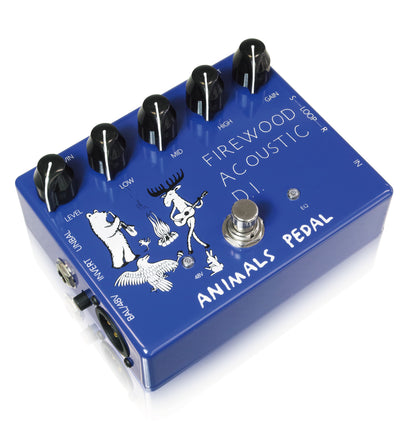 ANIMALS PEDAL Firewood Acousic D.I.
