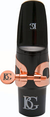 BG Ligature & Cap Soprano Sax, Tradition
