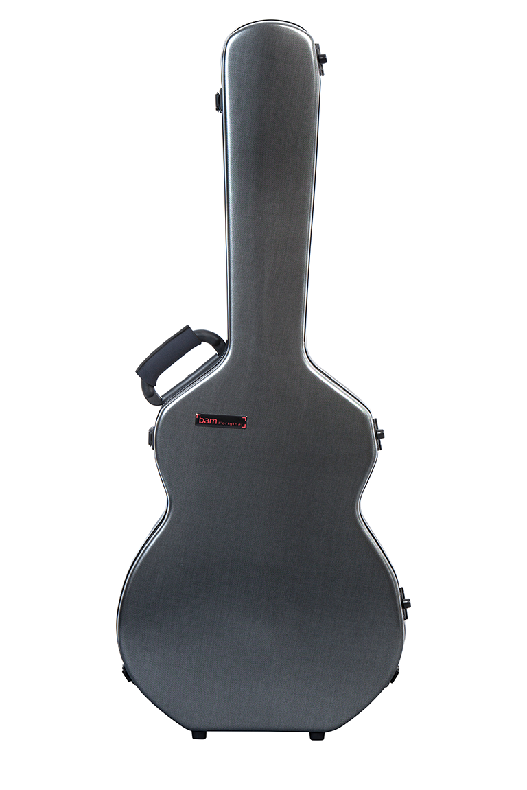BAM HIGHTECH OM Guitar Case