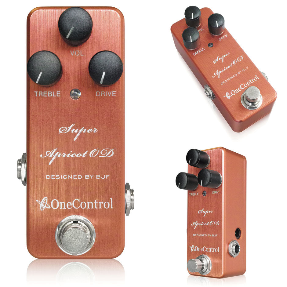 One Control Super Apricot Overdrive