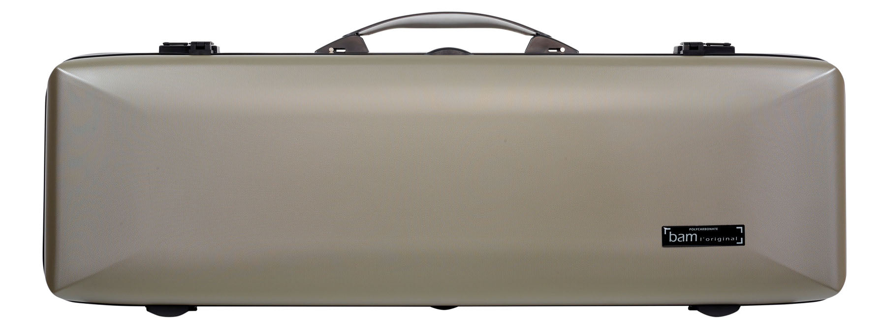 BAM SUPREME Hightech Oblong Violin Case