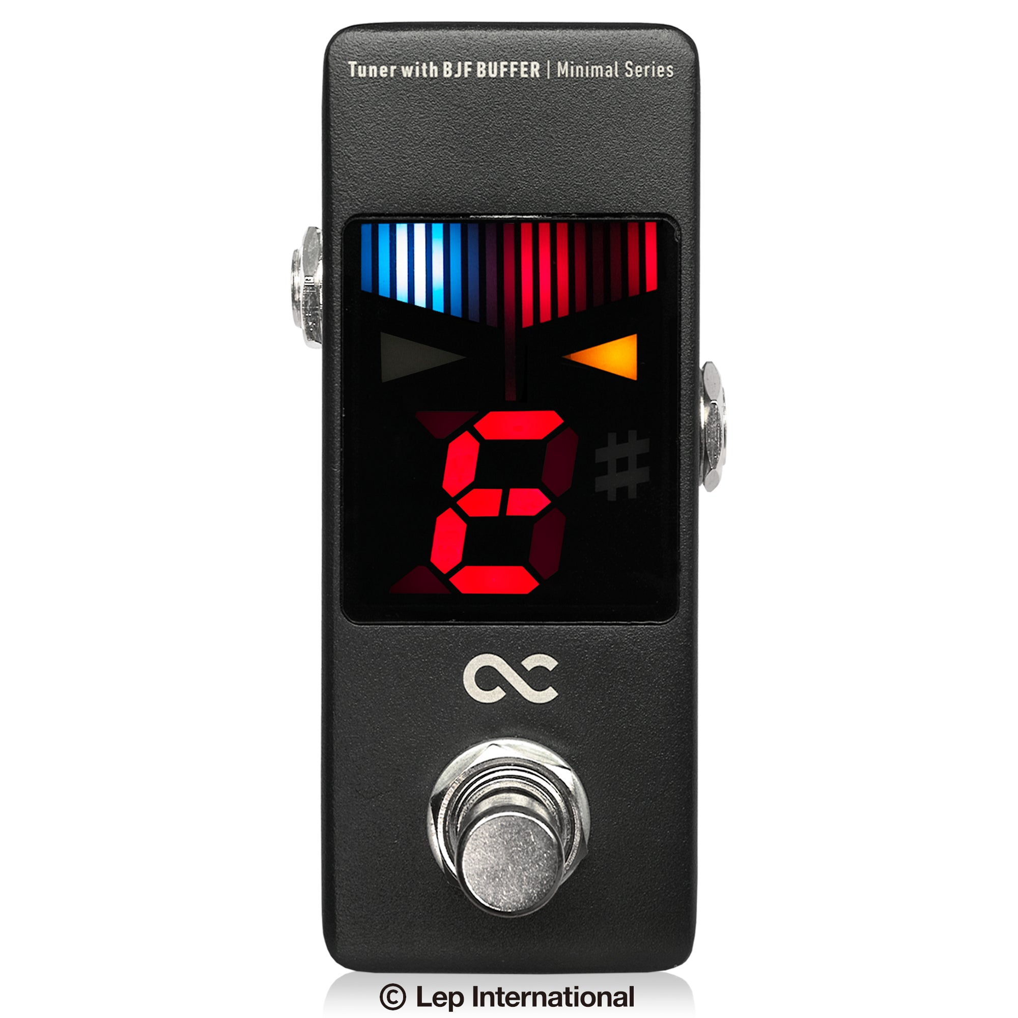 One Control Minimal Series Tuner with BJF Buffer