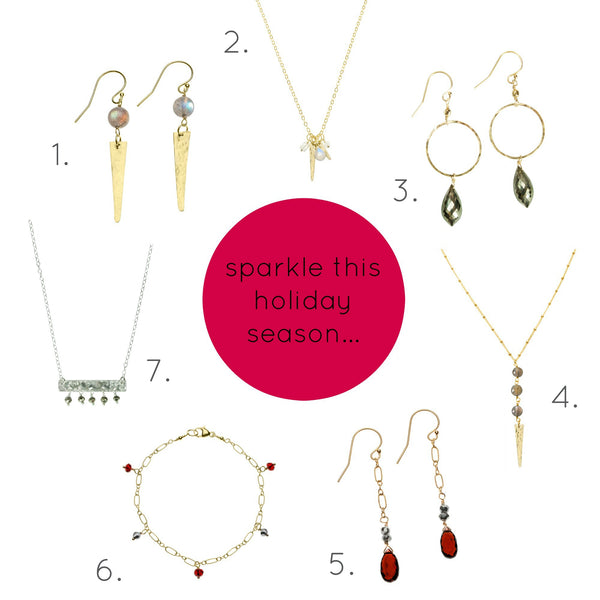 Holidays jewels