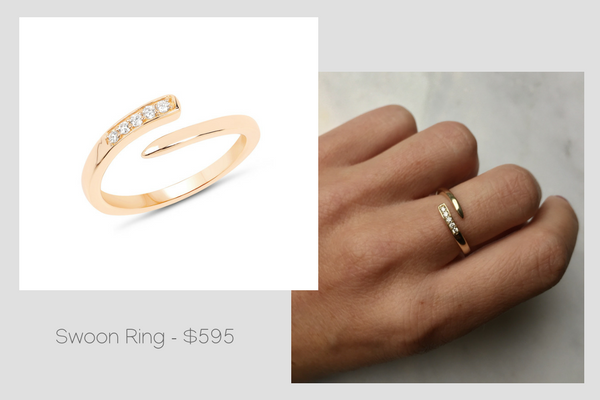 Swoon Ring