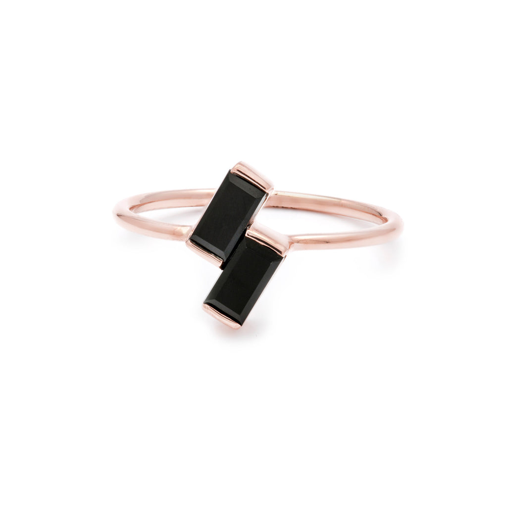 Bridge Ring - Spinel