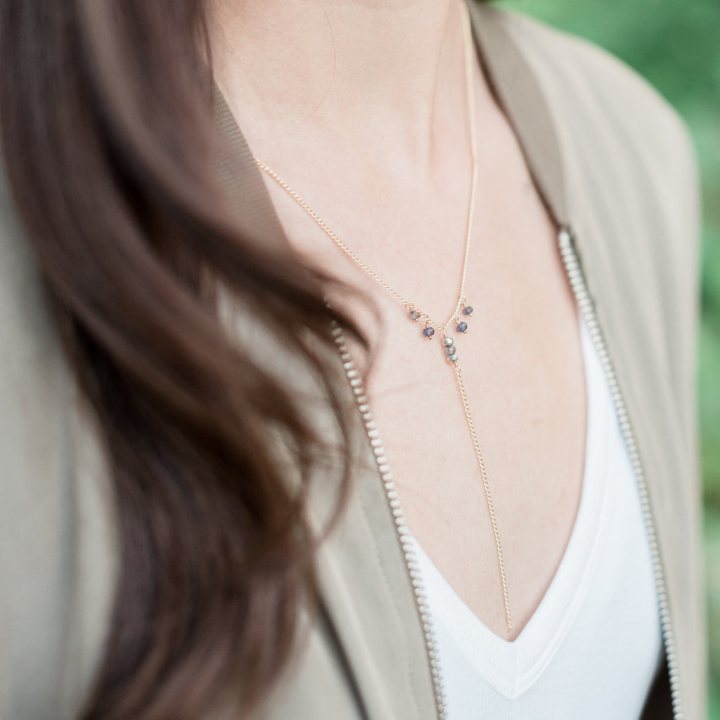Kaleo Lariat on model
