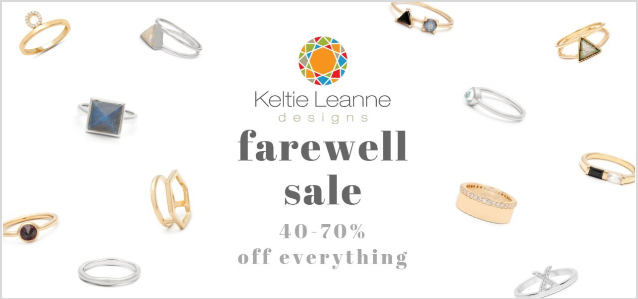 The Farewell Sale is here!