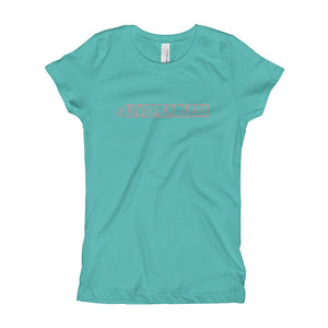 Girl's Fitted T-Shirt