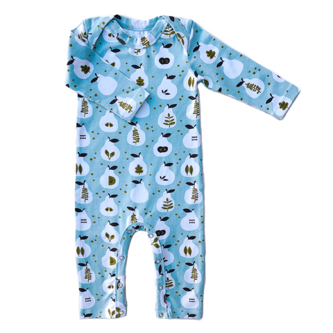 Infant Jumper, Pretty Pear Tree - Lemon and Lucy