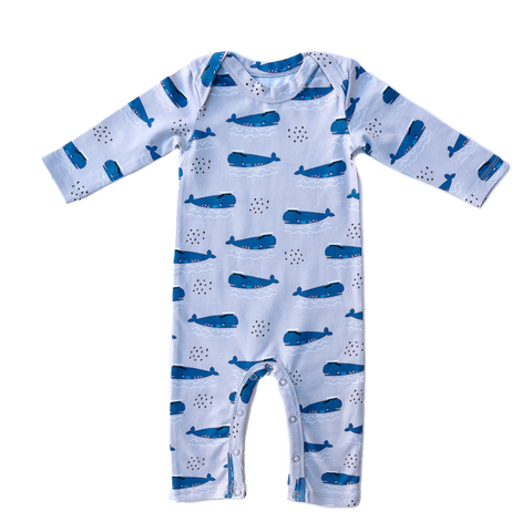 Infant Jumper, Captain Whale - Lemon and Lucy