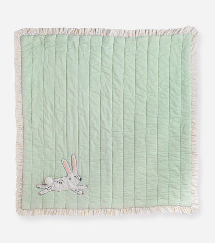 Bunny Quilt - Lemon and Lucy