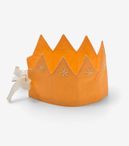 Melon Cloth Crown - Lemon and Lucy