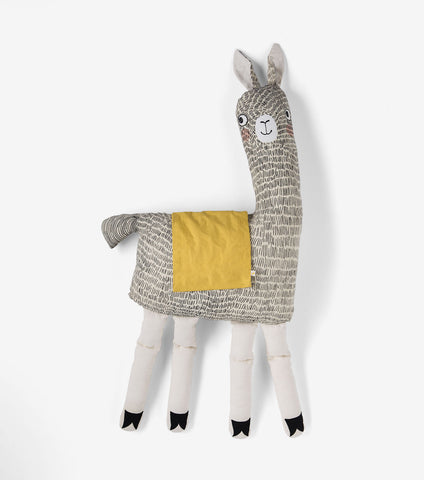 Oversized Llama Plush - Lemon and Lucy