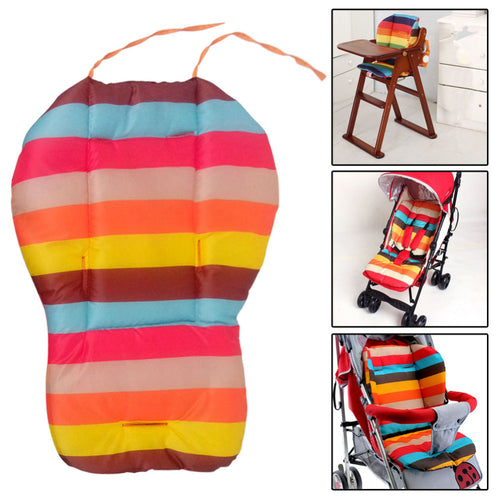 Baby Stroller Cushion Seat Pushchair Cart Mat for Baby Carriages Chairs Pram Stroller Accessories
