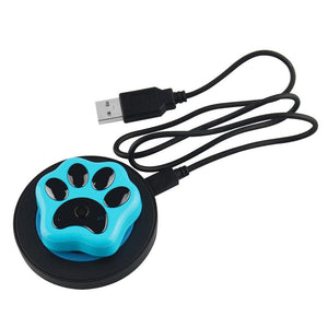 Mini GPS Tracker RF-V32 Anti-Loss Tracking GPS Tracker For Cats Dogs Wireless Charging Cable With free Tracking platform & APP