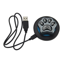 Load image into Gallery viewer, Mini GPS Tracker RF-V32 Anti-Loss Tracking GPS Tracker For Cats Dogs Wireless Charging Cable With free Tracking platform & APP