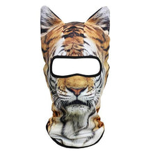 Load image into Gallery viewer, 3d animal fleece warm balaclava full face mask winter thermal helmet liner ski cycling snowboard bike - moonaro
