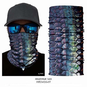 Fishing Face Mask Bandanas Ciclismo Sunscreen Cycling bandana Scarfs Neck Warmer Fish Headbands Tube men Sports outdoor