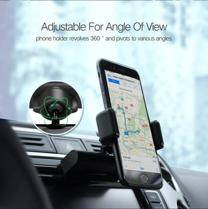 Car Phone Mount CD Slot Car Phone Holder for iPhone 8 Magnetic Holder Stand Clip Cell Phone Holder for Huawei Tablet GPS