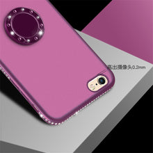 Load image into Gallery viewer, Diamond Silicone Soft Case Cover for Samsung Galaxy S8 S9 Plus S7 Edge A3 A5 A7 J3 J5 J7 2016 2017 A6 A8 Plus 2018 Phone Cases