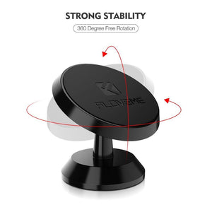 Magnetic Car Phone Holder For iPhone 8 SE For Samsung S8 Phone Magnet Car Holder GPS Dashboard Stand Soporte Movil Auto