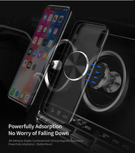 Load image into Gallery viewer, Magnetic Disk For Car Phone Holder Iron Sheet Universal Metal Plate For Magnet Mount Phone Holder Stands Support in Car - moonaro