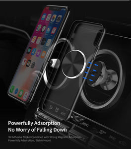 Magnetic Disk For Car Phone Holder Iron Sheet Universal Metal Plate For Magnet Mount Phone Holder Stands Support in Car
