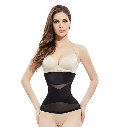 Waist Trainer modeling strap Slimming Belt Shaper Tummy shapers waist Women body shaper Corset girdle Reducing Belt Weight Loss