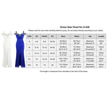 Load image into Gallery viewer, Women's Beading Boat Neck Lace Pleated Party Gown Slit Long Formal Mermaid Evening Dresses