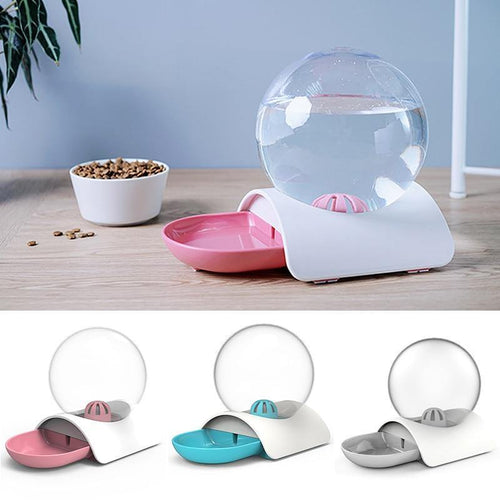 Cat Feeding Bowls for Dog Automatic Feeders Dog Water Dispenser Fountain Bottle For Cat Bowl Feeding Drinking