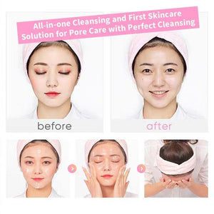 Korea cosmetic All-in-one Cleansing balm moisturizing makeup remover pore cleanser no oil feeling no irritation 100ml