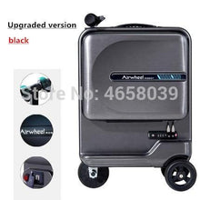 Load image into Gallery viewer, Electric Riding Suitcase Bag Intelligent Rolling Travel Luggage Box Rideable trolley Case only 7.5 kg scooter Cabin Carry on