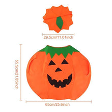 Load image into Gallery viewer, Halloween Cosplay Costume Dress Party Pumpkin Clothes Halloween Costume For Kids Children's Halloween Gift Party Supplies