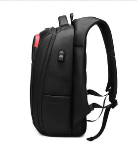 15.6 inch Laptop Backpack Anti-theft for Teenage Male Mochila Multifunction USB Charging Port Travel Backpacks Men