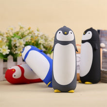Load image into Gallery viewer, Penguin Stainless Steel Thermos Vacuum Flasks Cartoon Thermocup Portable Thermal