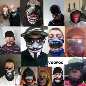 Face Mask Balaclava Bike Scarfs Cycle Men Sports Outdoor Outdoors Cycling Bicylce Sport