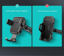 Load image into Gallery viewer, Car Phone Holder No Magnetic Gravity Stand in the Car Suction Cup Support Holder for Your Mobile Phone Xiaomi iPhone X 11