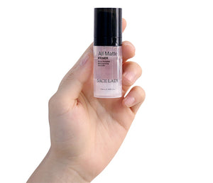 Face Base Primer Makeup Liquid Matte Make Up Fine Lines Oil-control Facial Cream Brighten Nude Foundation Cosmetic