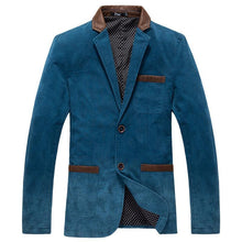 Load image into Gallery viewer, Men's Casual Blazer Spring Fashion Blazer Casual Coat Men Outwear Pull Homme Jacket