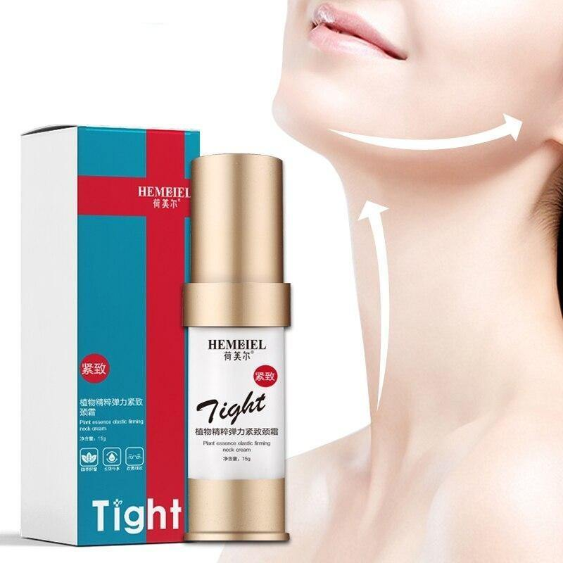 Whitening Neck Cream Nature Herb Essence Anti Aging Wrinkle  Moisturizing Nourishing Firming Neck Care Korean Beauty 15g