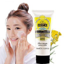 Load image into Gallery viewer, Immortelle Essence Foaming Facial Cleanser Brighten Whitening Face Wash Skin Care Moisturizing Remove Pores Anti Acne