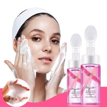 Load image into Gallery viewer, Viable Yeast Foam Face Wash Moisturzing Whitening Exfoliator Skin Care Soft Massage Brush Face Cleanser Korean Cosmetics