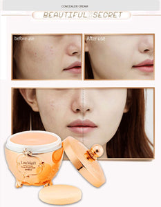 face foundation face primer face concealer cream  Eye Dark Circles Cream Face Corrector Waterproof Make Up Base