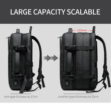 Load image into Gallery viewer, Multifunction Men Travel Backpack Large Capacity Teenager Male Mochila USB Charging 15.6 inch Laptop Backpack