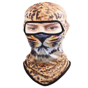 2020 Winter Men Cycling Face Mask Anti-dust Full Face Bike Windproof Cover Ski Mask Snowboard Hood MTB animal Mask Bicycle Scarf