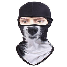 Load image into Gallery viewer, 2020 Winter Men Cycling Face Mask Anti-dust Full Face Bike Windproof Cover Ski Mask Snowboard Hood MTB animal Mask Bicycle Scarf