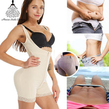 Load image into Gallery viewer, waist trainer Women Shaper Corset Slimming Corrective Underwear body shaper Shapewear high waist Cincher posture corrector